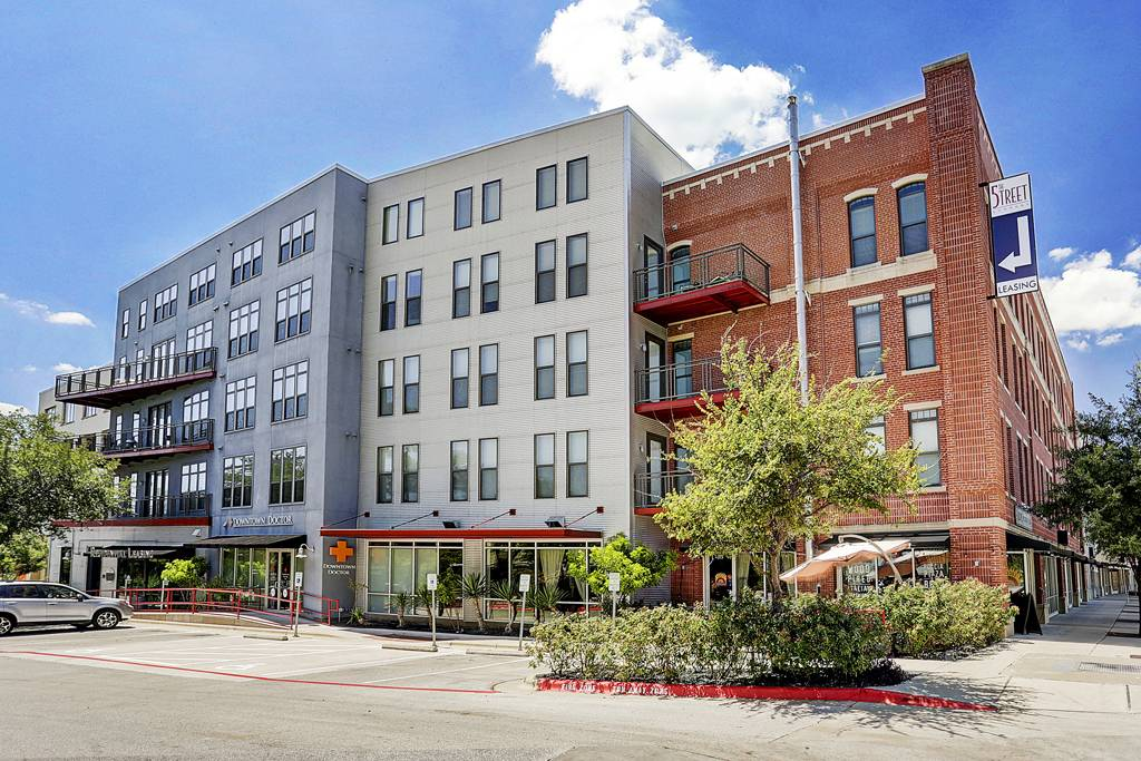 5th Street Commons at 1611  West 5th St, Austin, TX 78703