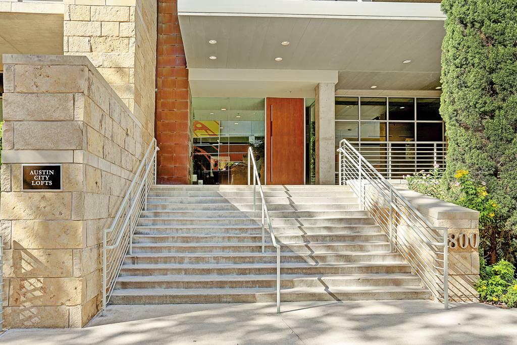 Austin City Lofts at 800  W 5th St, Austin, TX 78703