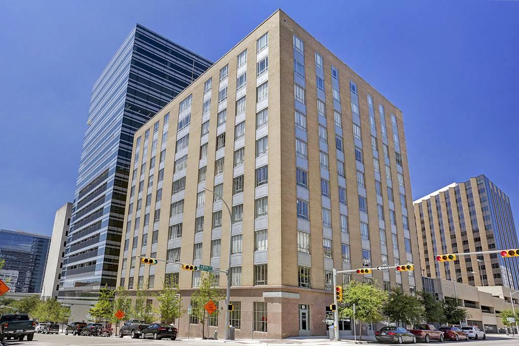 Brown Building at 710  Colorado St, Austin, TX 78701