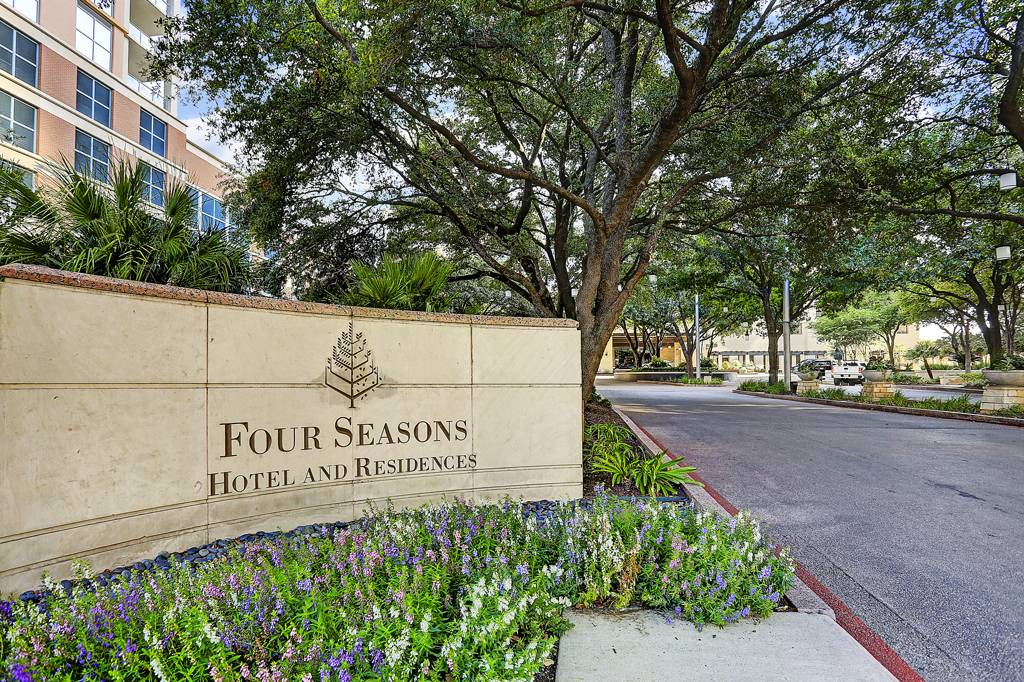 Four Seasons Residences at 98  San Jacinto Blvd, Austin, TX 78701