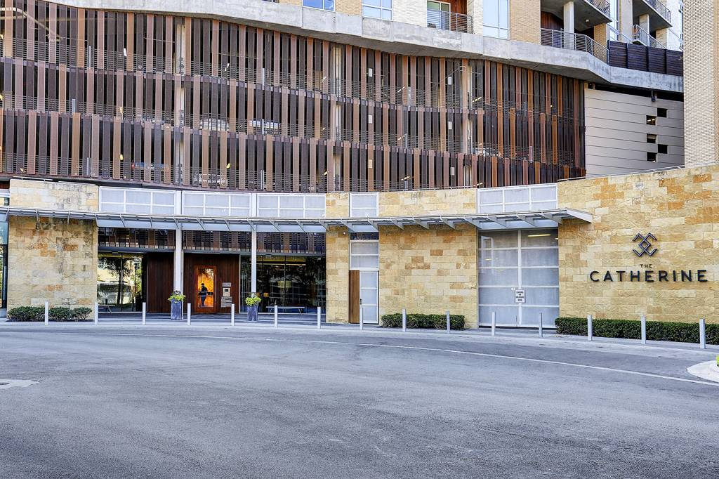 The Catherine at 214  Barton Springs Rd, Austin, TX 78704
