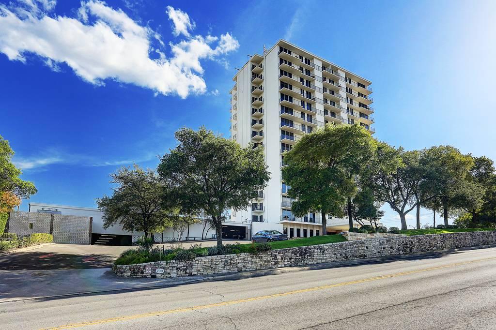 Olmos Park Tower Condominiums at 700  E Hildebrand Ave, San Antonio, TX 78212