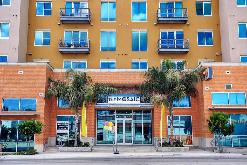 The Mosaic Apartments at 1915  Broadway St, San Antonio, TX 78215
