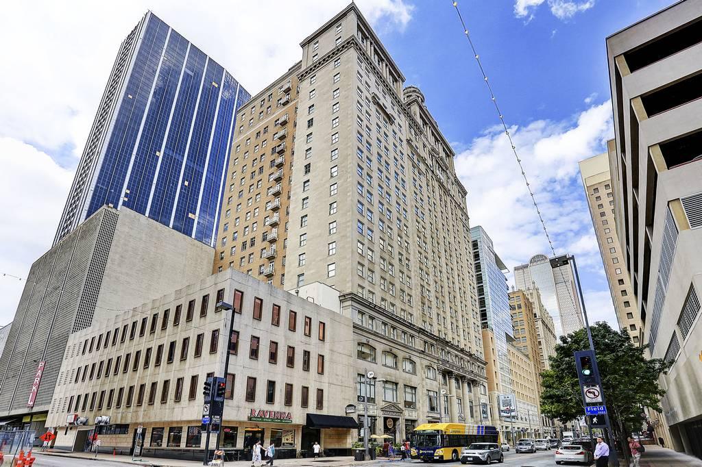 The Davis Building Lofts at 1309  Main St, Dallas, TX 75202