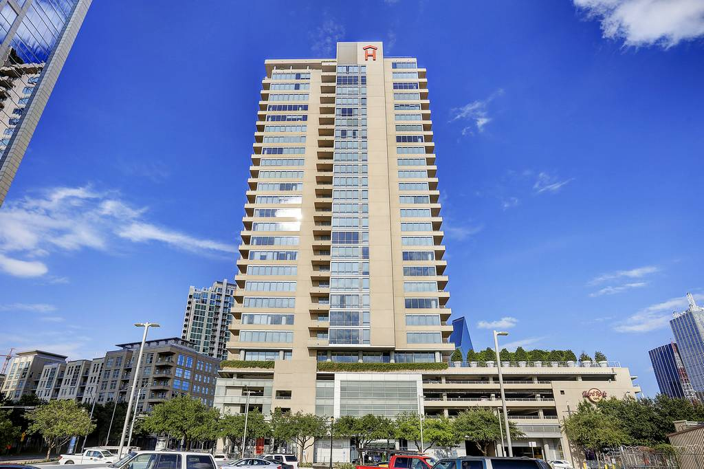 The House Condos at 2200  Victory Ave, Dallas, TX 75219