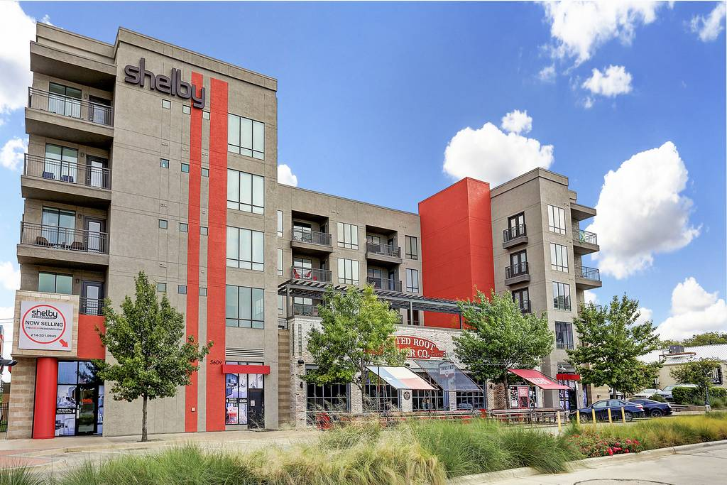 The Shelby Residences at 2009  Smu Blvd, Dallas, TX 75206