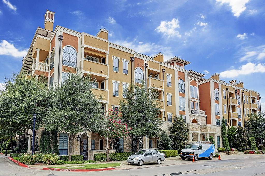 The Sorrento Condos at 8616  Turtle Creek Blvd, Dallas, TX  7525