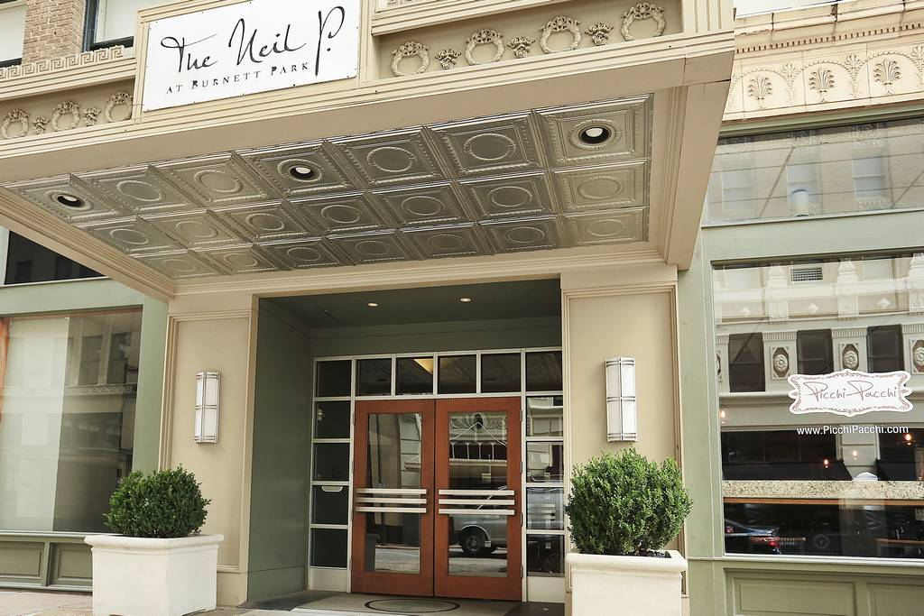 The Neil P at 411  W 7th St, Fort Worth, TX 76102