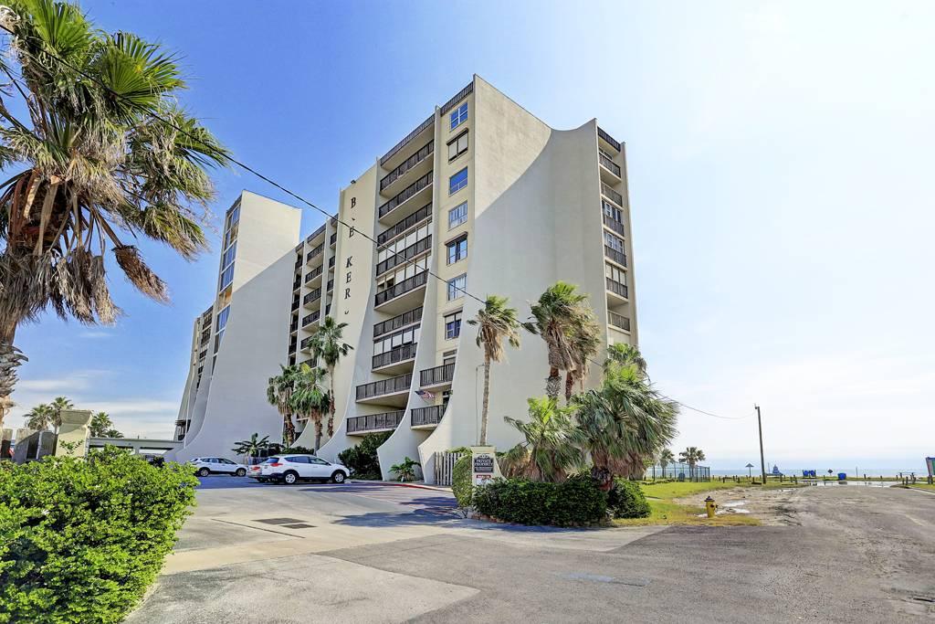 The Breakers Condo at 4242  Gulfbreeze, Corpus Christi, TX 78402