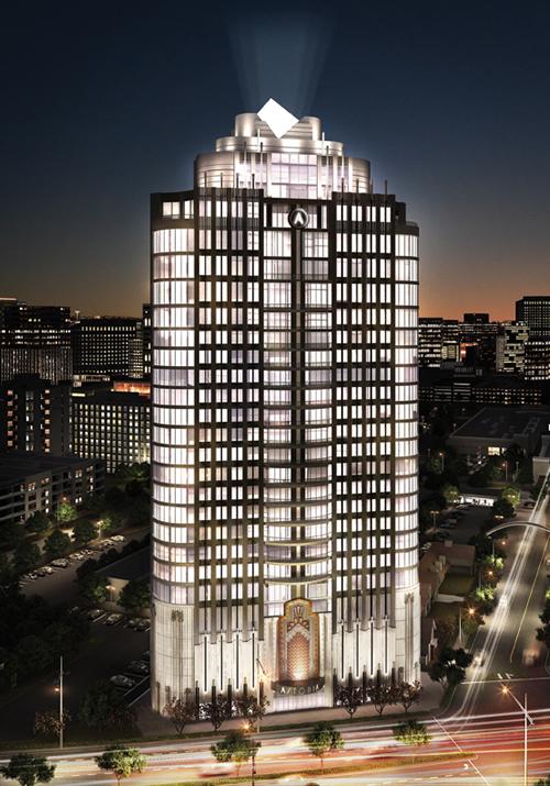 Astoria at 1409 Post Oak Blvd, Houston, TX 77056