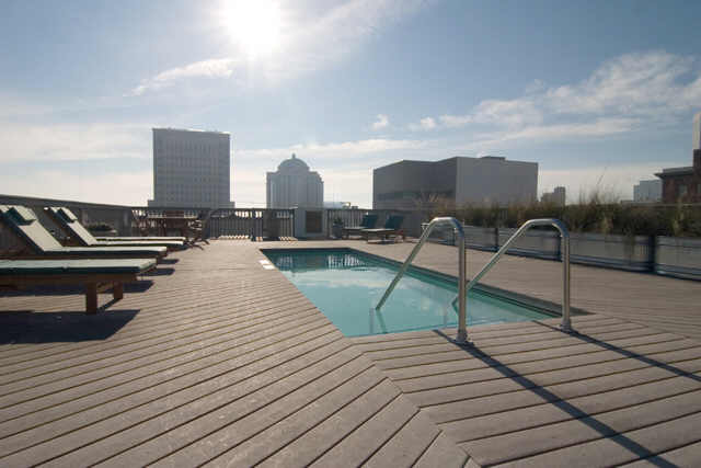 Bayou Lofts at 915 Franklin, Houston, TX 77002