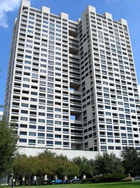 Warwick Towers
