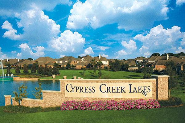 Cypress Creek Lakes