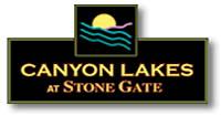 Canyon Lakes at Stone Gate