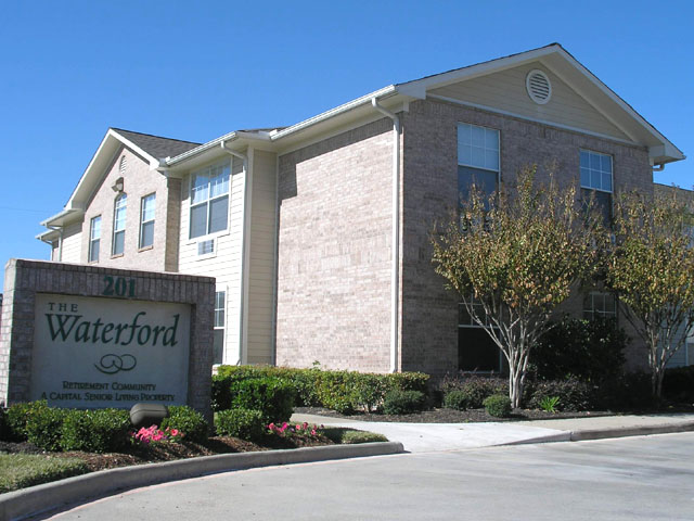 The Waterford at Deer Park at  201 McDermott Street, Deer Park, TX 77356