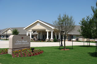 Cinco Ranch Alzheimer's Special Care Center
